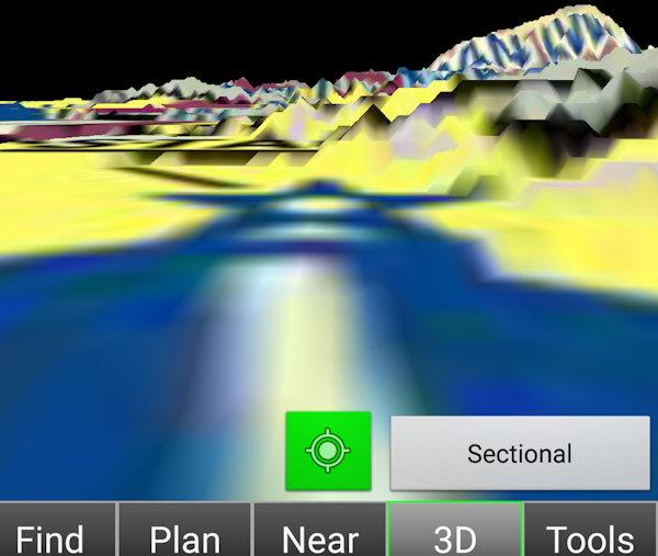Avare v7.2.3 Pilot View